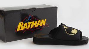 Suicoke ปล่อยรองเท้าแตะคอลเลคชั่นพิเศษ ฉลองครอบ 80 ปีให้กับ Batman