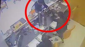 ตำรวจเผยภาพกล้องวงจรปิด โจรปล้นธนาคารธนชาต ชิงเงิน 2 แสน จ่อขอหมายจับ