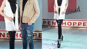 เสื้อ Penshoppe เปิดสาขาแรก ที่ เซ็นทรัล เวสท์เกต