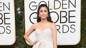ปังระดับ10! ปู ไปรยา บนพรมแดง Golden Globe Awards 74th 2017