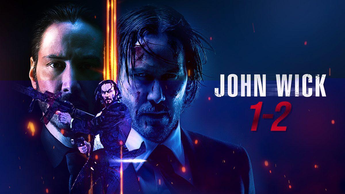 John Wick 1-2 ฉายแล้วที่ MONOMAX