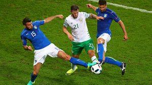 ผลบอล ยูโร 2016 :ได้ครบ16ทีม!ไอร์แลนด์ล้มอิตาลีฉลุยชนฝรั่งเศสรอบสอง