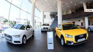 Audi ประเทศไทย คว้า 5 รางวัลยอดเยี่ยม ด้านบริการหลังการขายและฝึกอบรม