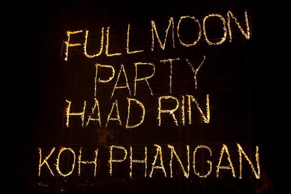 FULL MOON PARTY เกาะพะงัน