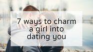 7 ประโยคเด็ดมัดใจสาว ให้ไปออกเดทกับคุณ