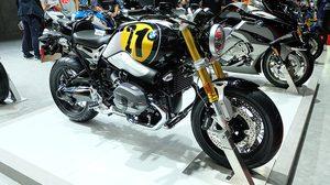 ฺBMW Motorrad เผยโฉมบิ๊กไบค์ใหม่ BMW R nineT (Vintage 21) และ BMW K 1600 GTL ในงานบิ๊ก มอเตอร์ เซล