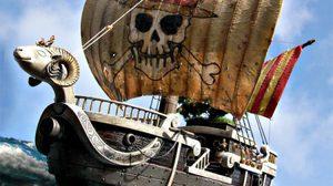 One piece ส่ง เรือ โกอิ้งแมรี่  ลุคใหม่ดุดันกว่าเดิมออกสู่ท้องทะเล