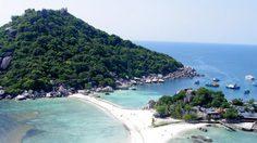 เกาะเต่า เกาะนางยวน สวรรค์ของนักดำน้ำ