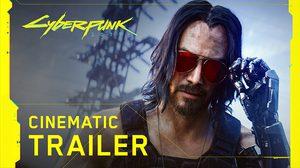 KEANU REEVES ปรากฏตัวใน CYBERPUNK 2077 เซอร์ไพรส์แรก #E32019