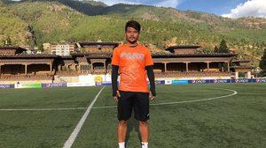 เขาคือใคร? ค้นพบนักเตะไทยย้ายลุยลีกอาชีพประเทศภูฏาน