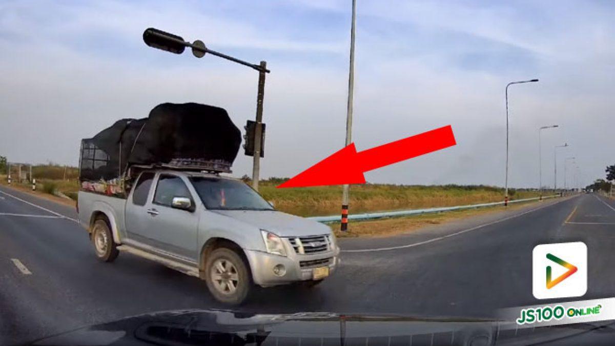 อย่าอ้างรถหนัก ไฟเเดงต้องหยุดแล้วไหมไม่ใช่ฝ่ามา!! (29/12/2020)