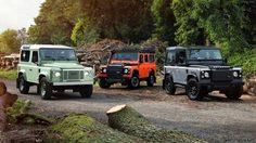 กลับมาอีกครั้งกับ Land Rover Defender โฉมใหม่