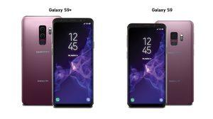 เผยภาพใหม่ Samsung Galaxy S9  และ Galaxy S9+ มาพร้อมสีม่วง Lilac Purple