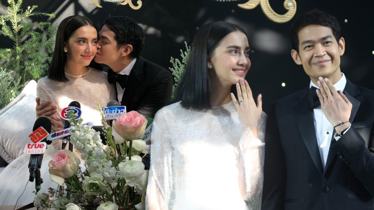 ซาร่า - เอ็ม เขินเรียกสามี-ภรรยา เล็งจดทะเบียนสมรสวันครบรอบ 15 ปี เจอกันครั้งแรก!