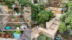 แต่งสวน ให้แจ่มขึ้นจากรกทึบสู่พื้นที่กลางแจ้งสารพัดประโยชน์