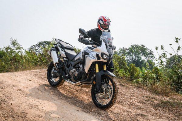 Honda BigBike Riding Passion