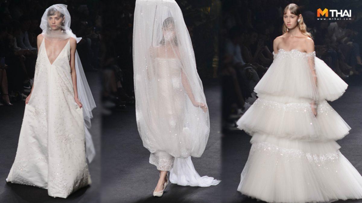 MESH MUSEUM นำเสนอคอลเลคชั่นล่าสุดของแบรนด์ ในงาน Elle Fashion Week 2018