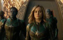 Captain Marvel โดนชาวเน็ตก่อกวนรีวิวแง่ลบก่อนเปิดฉายรอบไม่กี่ชั่วโมง