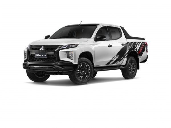 Mitsubishi Triton ATHLETE