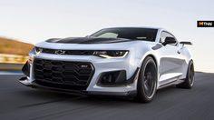 Chevrolet Camaro ZL1 1LE ปี 2019 หน้าเดิมเพิ่มเติมคือเกียร์ Auto 10 Speed