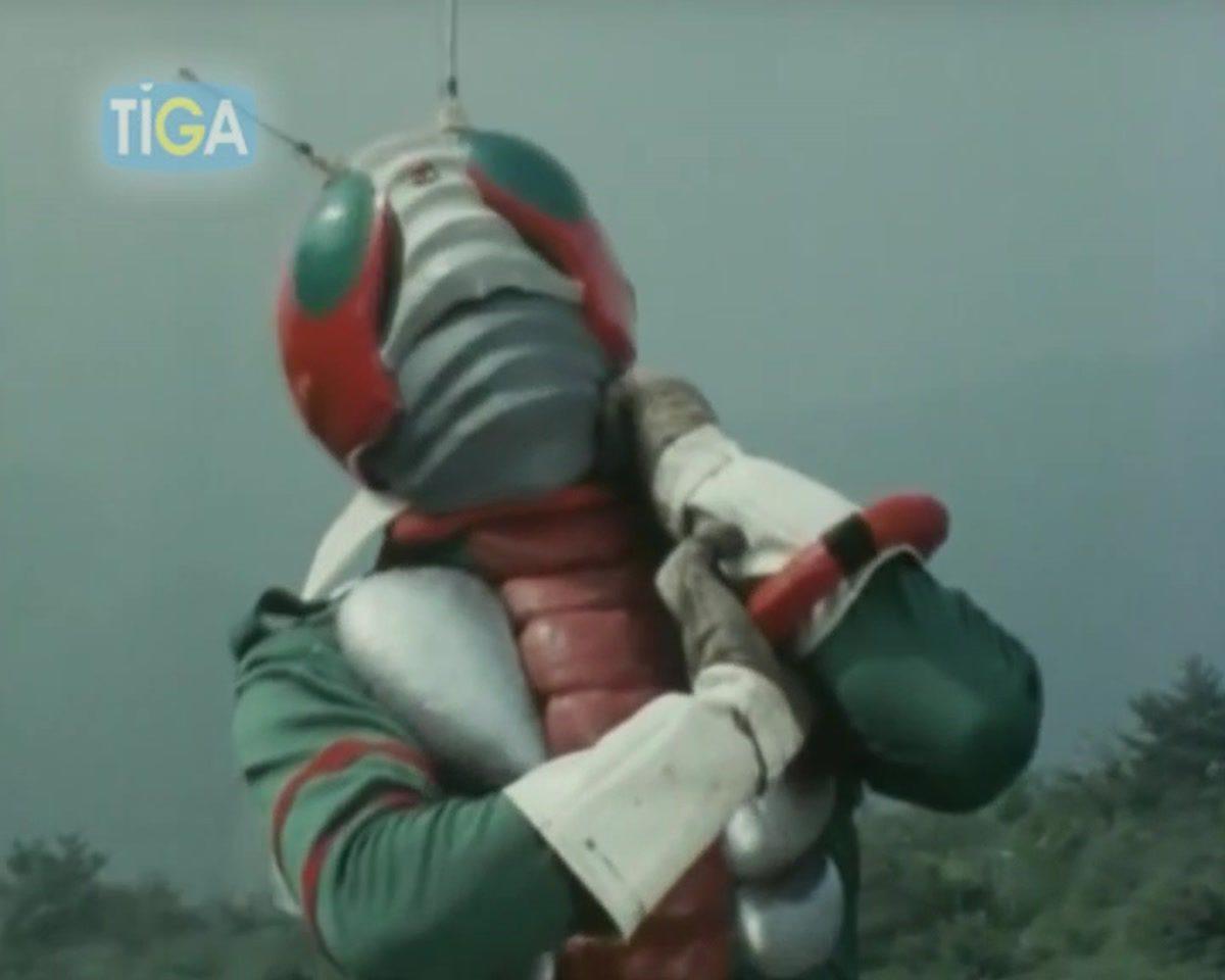 Masked Rider V3 ตอนที่ 27-2