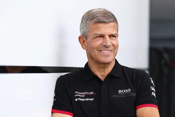 Fritz Enzinger Vice President Porsche Motorsport