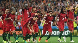 ผลบอล : ดวลเป้าชี้ขาด!! โปรตุเกส แม่นโทษดับ โปแลนด์ ตีตั๋วรอบรองฯยูโร 2016 ทีมแรก