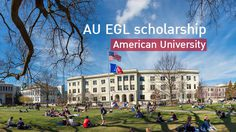 AU EGL scholarship ทุนการศึกษาเต็มจำนวน จาก American University