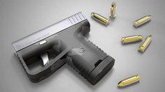 Kevin Self-Defense Handgun ปืนพกเล็ก.380 ขนาดกะทัดรัดซ่อนได้มิดชิด