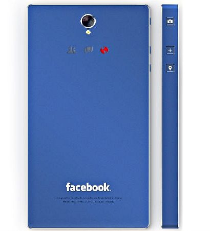 Facebook Phone ( Buffy )