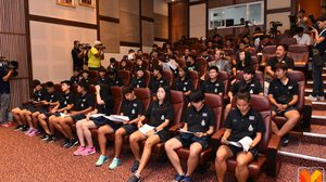 ฟุตซอล ทีมชาติไทย ชาย,หญิง รายงานตัววันแรก!!