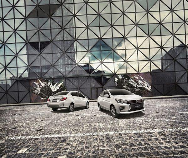 Mitsubishi Attrage & Mirage