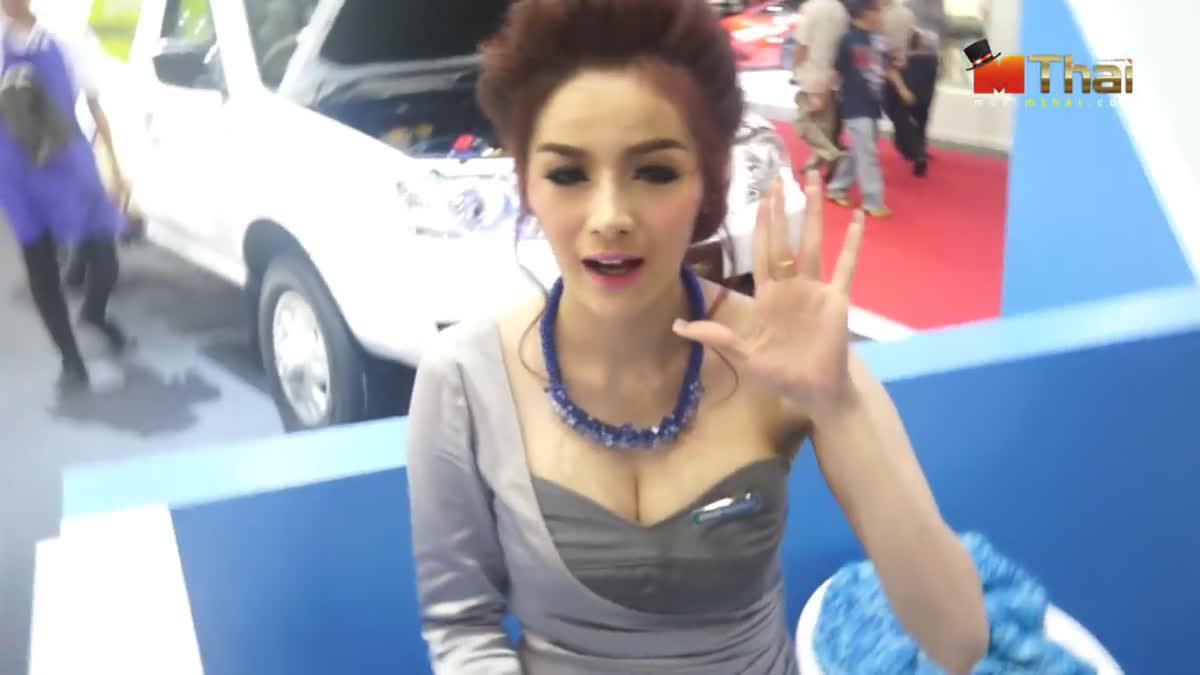 พริตตี้ Big Motor Sale 2014