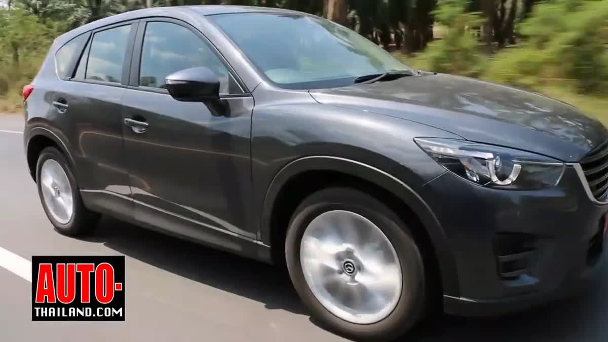 Testdrive New Mazda CX-5 2016