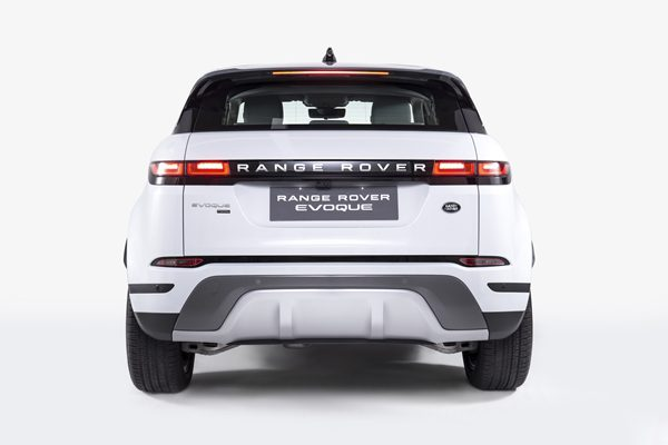 Range Rover Evoque Lafayette Edition