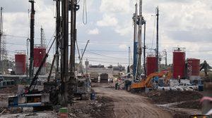 รองผู้ว่าฯ กทม. ตรวจการก่อสร้างทางลอดถนนพัฒนาการ คืบหน้ากว่า 20%
