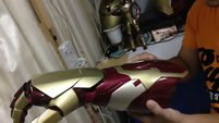 Review - Hand and Forearm Iron man mk 42 scale 1-1