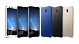 เผยโฉม Huawei Mate 10 Lite มาพร้อมจอขนาด 5.9 นิ้ว และกล้องคู่ความละเอียด 16+2 ล้านพิกเซล
