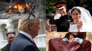ภาพเหตุการณ์ความทรงจำที่ดีที่สุดในปี 2018 จากสำนักข่าว Reuters