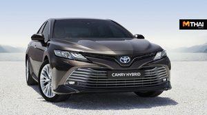 2020 Toyota Camry Hybrid เตรียมยึดโชวรูมทั่ว ราชอาณาจักร 1เม.ย.นี้