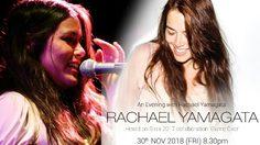 คอซีรีส์ฟิน! ราเชล ยามากาตะ เจ้าของเพลง 'Something in The Rain' ประกาศเยือนไทย!