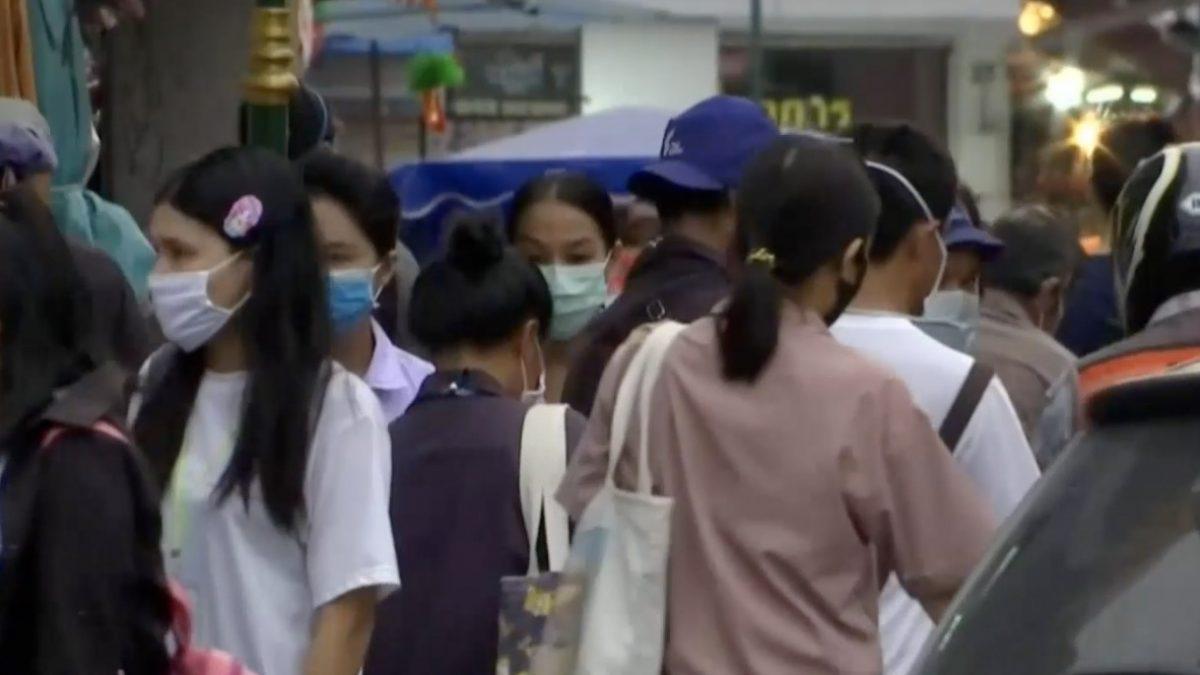 """""""มหาดไทย"""" เร่งช่วยเหลือประชาชนไม่มีที่อยู่-ตกงาน"""