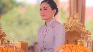ราชบัณฑิต เผยแพร่บทอาศิรวาท-ถ้อยคำกล่าวถวายพระพรชัยมงคล 'พระบรมราชินี'