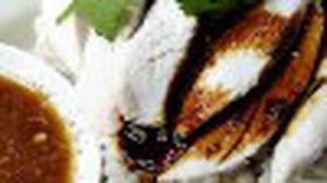 ข้าวมันไก่ตอน แม่จำเนียร + มุ้ยนมสด + ราชาบะหมี่เกี๊ยว รามอินทรา กม.4