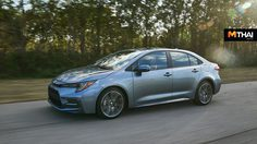 2020 Toyota Corolla Sedan โชว์ตัวที่อเมริกา กับการออกแบบ เเละขุมพลังที่เปลี่ยนไป