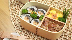 ซูชิเด็กน้อย อาหารญี่ปุ่นน่ารัก สไตล์กล่องข้าวน้อย