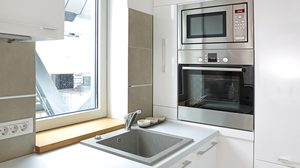 เคล็ดลับแต่ง ห้องครัวขนาดเล็ก ที่บ้านให้ดูกว้าง