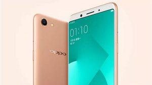 เปิดตัว Oppo A83 หน้าจอ 5.7 นิ้ว 18:9 RAM 4 ราคาแค่ 7 พันนิดๆ