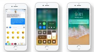 Apple ปล่อย iOS 11 Beta 3  พร้อมระบบจัดการควบคุมกล้องด้วย 3D Touch