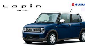 Suzuki Lapin Mode 2019 เคย์คาร์ สุดคิ้วท์ ขายที่ ญี่ปุ่น ราคาเริ่ม 3.98เเสนบาท